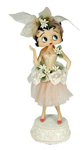 Item description betty boop ballerina doll doll approx 12 made